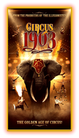 Circus 1903 - The Golden Age of Circus - For more and detailed information, please check out the NEWS section.